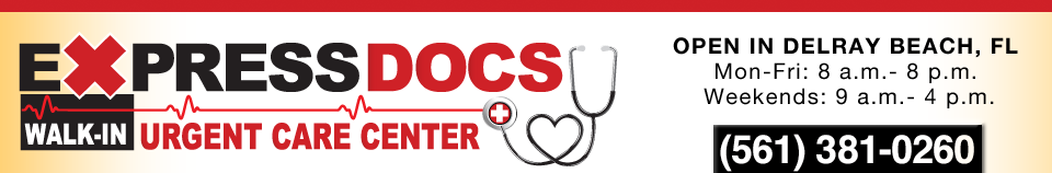 ExpressDocs Urgent Care Center in Delray Beach