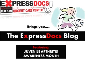 juvenile arthritis awareness month